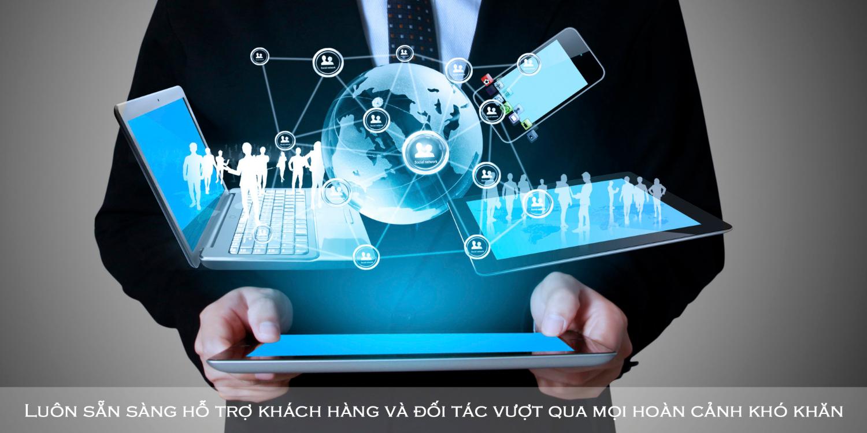 Dịch vụ quản trị website chuyên nghiệp